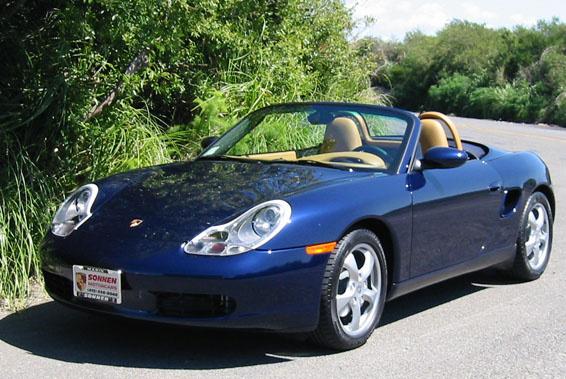 Picture of 2002 Porsche Boxster