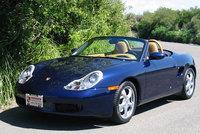 2002 Porsche Boxster Picture Gallery