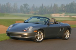 Picture of 2003 Porsche Boxster