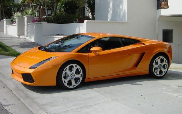 How much is a 2004 lamborghini gallardo