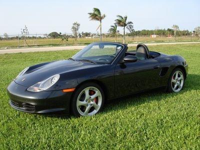 Picture of 2004 Porsche Boxster
