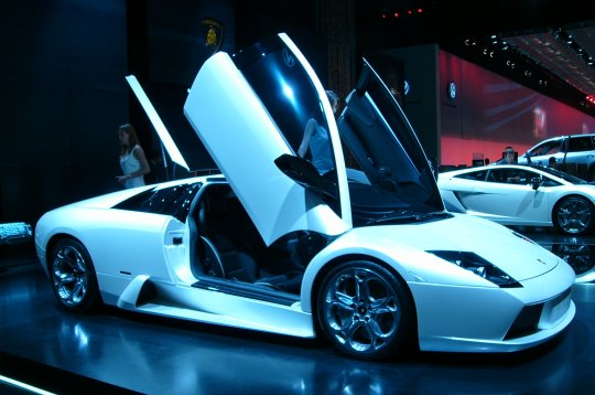 Picture of 2005 Lamborghini Murcielago