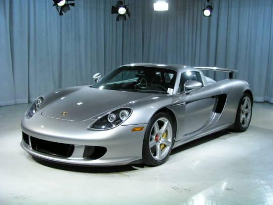 2005 Porsche Carrera GT - Overview - CarGurus