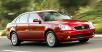 2006 Kia Optima Picture Gallery