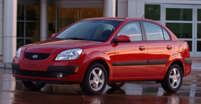 Picture of 2006 Kia Rio LX