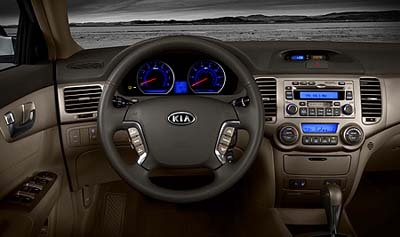 Picture Of 2007 Kia Optima EX, Interior, Manufacturer, Gallery_worthy