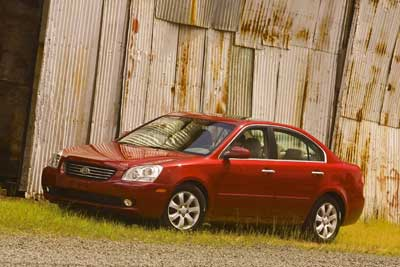 Picture of 2007 Kia Optima EX V6