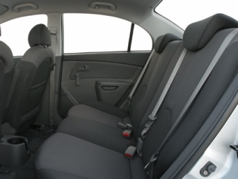 Picture of 2007 Kia Rio SX, interior, manufacturer, gallery_worthy