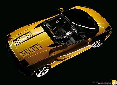 Picture of 2007 Lamborghini Gallardo Spyder AWD, exterior, manufacturer, gallery_worthy