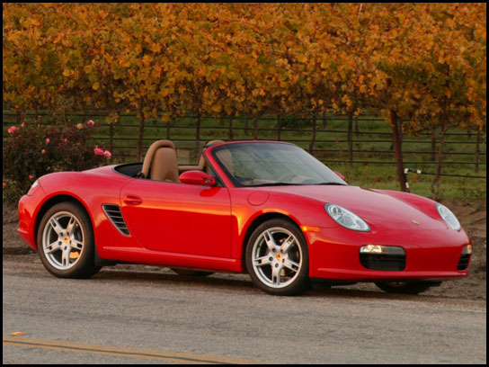 Picture of 2007 Porsche Boxster