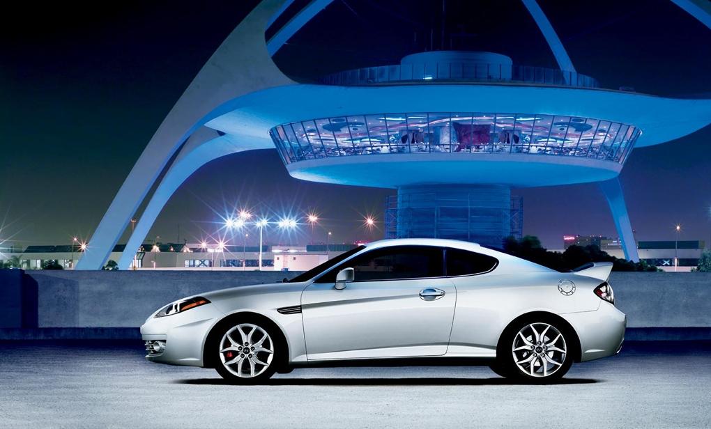 2008 Hyundai Tiburon Pictures Cargurus