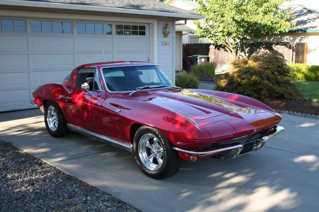 1964 Chevrolet Corvette Coupe, Does it get any better. I think NOT!!