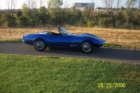 1969 Chevrolet Corvette, Original L46, convertible 350hp/350torque