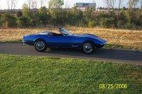 1969 Chevrolet Corvette, Original L46, convertible 350hp/350torque