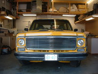 1977 Chevrolet Blazer Picture Gallery