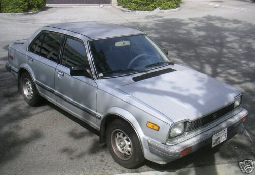 Picture of 1982 Honda Civic Sedan