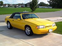 1993 Ford Mustang LX 5.0 Convertible RWD, 1993 Limited Edition Feature car, gallery_worthy