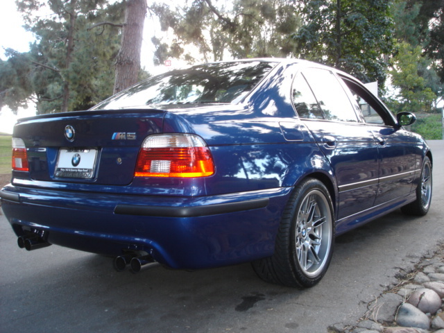 Picture of 2002 BMW M5 RWD