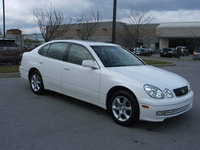 2002 Lexus GS 300 Overview