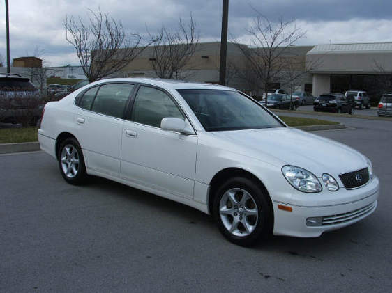 2002 Lexus GS 300 Base, Picture of 2002 Lexus GS 300 4 Dr STD Sedan, exterior