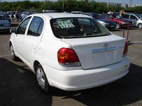 2003 Toyota ECHO 4 Dr STD Sedan, Back View Of My Car...Shahbaz.