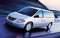 Picture of 2007 Chrysler Town & Country 4 Dr Base
