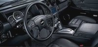 The interior of the 2007 Hummer H2., interior, manufacturer, gallery_worthy