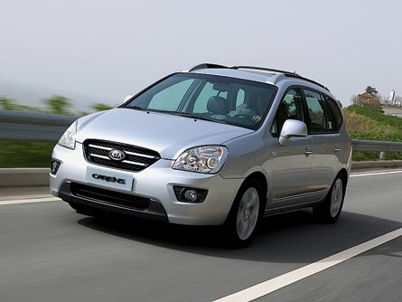 Picture of 2007 Kia Rondo