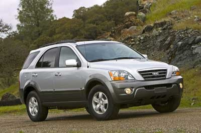 Picture of 2007 Kia Sorento LX