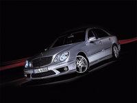 2007 Mercedes-Benz E-Class E 63 AMG, E63 AMG