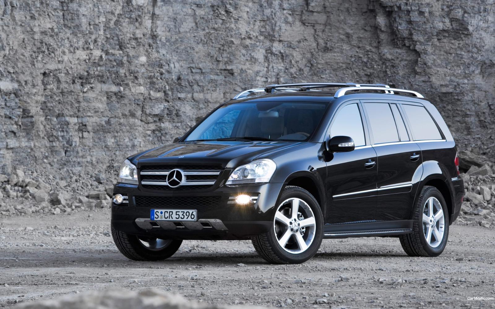 2007 mercedes benz gl class pictures cargurus. Black Bedroom Furniture Sets. Home Design Ideas