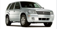 2007 Mercury Mariner, Front view of the '07 Mercury Mariner.