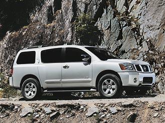 Picture of 2007 Nissan Armada Nissan Armada 4X4 LE
