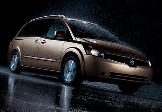 Picture of 2007 Nissan Quest Nissan Quest 3.5 SL
