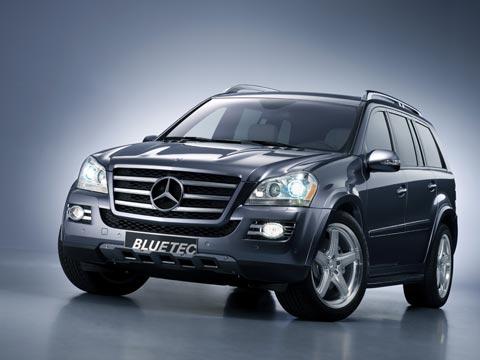 2008 Mercedes-Benz GL-Class, 2007 320 Bluetec
