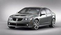 2008 Pontiac G8 Overview