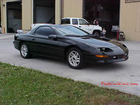 1993 Chevrolet Camaro, A Camaro looks just like my couzins