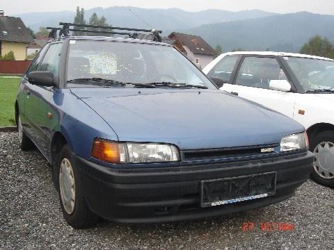1994 mazda 323 - pictures - cargurus