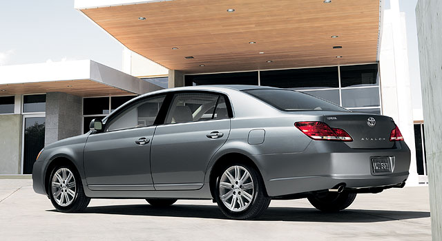 Picture of 2006 Toyota Avalon Limited