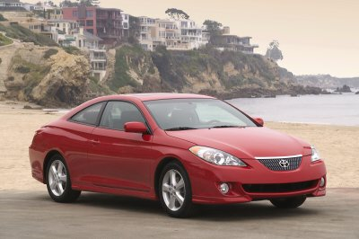 Picture of 2006 Toyota Camry Solara SLE 2dr Coupe