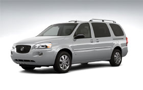 Picture of 2007 Buick Terraza 4 Dr CX Plus