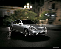 2007 Mercedes-Benz S-Class S AMG 65, 2007 Mercedes Benz S65 AMG , gallery_worthy