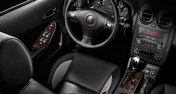 Picture of 2007 Pontiac G6 GT Convertible, interior, manufacturer