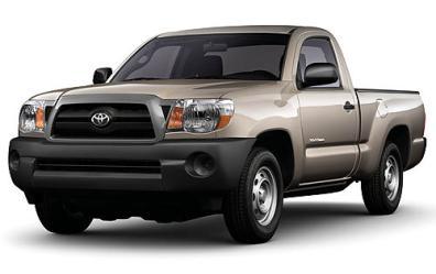 2007 Toyota Tacoma.