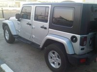Picture of 2009 Jeep Wrangler Unlimited Sahara 4WD, exterior, gallery_worthy