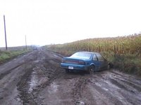 1993 Chevrolet Beretta GT, iam with the big boys now, i got stuck in the mud, first car,, exterior, gallery_worthy