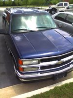 1998 Chevrolet Tahoe 4 Dr LS SUV, My beautiful new truck! :), exterior