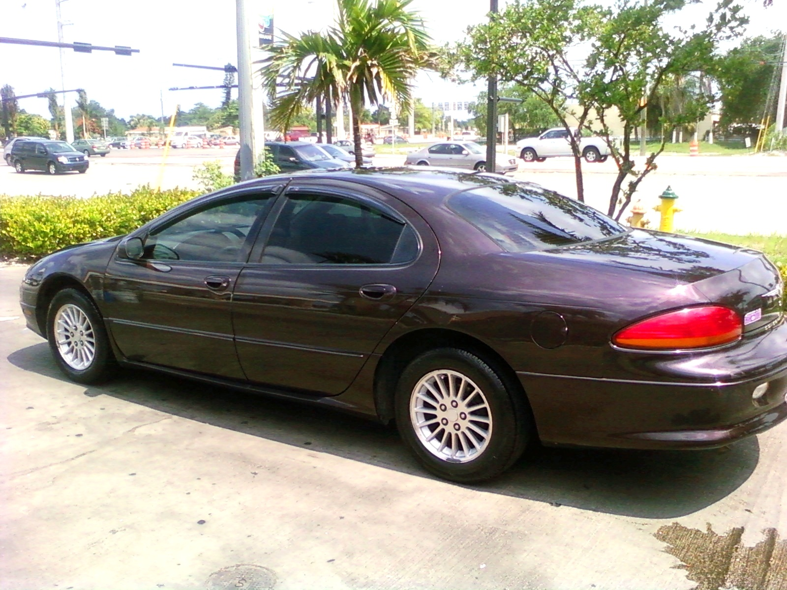 picture of 2004 chrysler concorde lxi exterior. Cars Review. Best American Auto & Cars Review