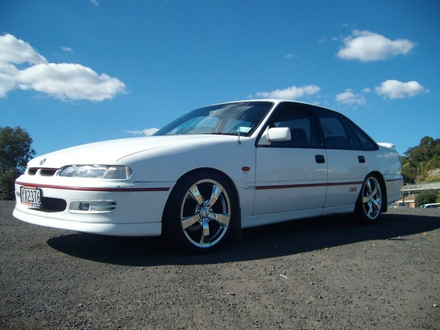 1997 Holden Commodore, My Car, exterior, gallery_worthy