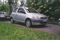 1999 Toyota Yaris, Varpunen with BBS, exterior